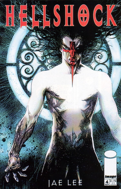 Read online Hellshock comic -  Issue #4 - 1