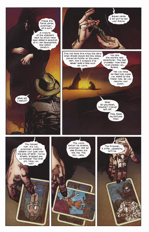 Read online Dark Tower: The Gunslinger - The Man in Black comic -  Issue #5 - 8