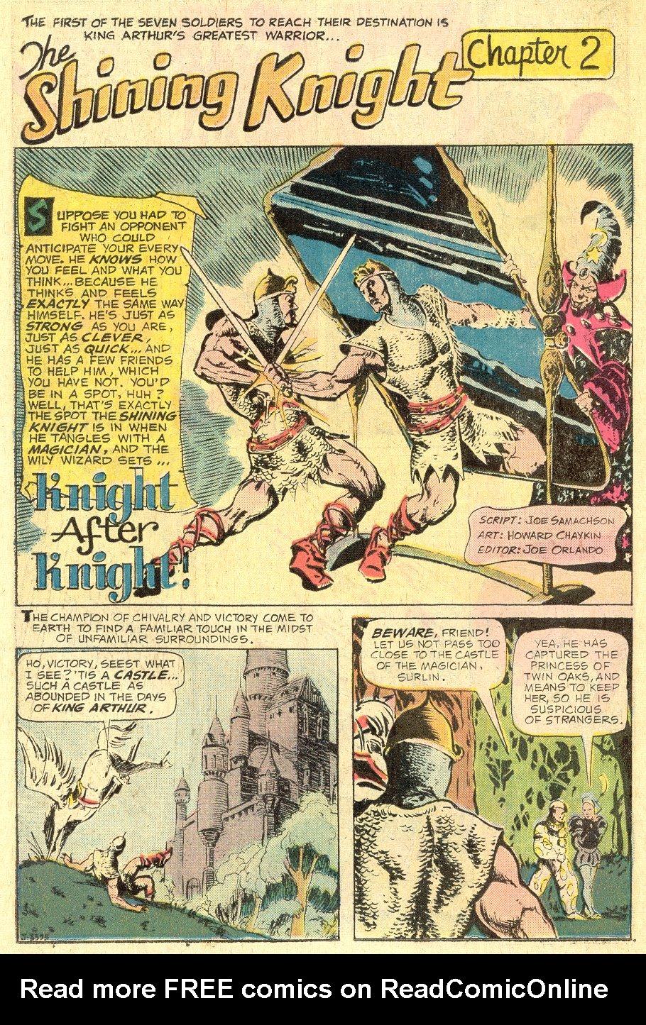 Read online Adventure Comics (1938) comic -  Issue #438 - 18