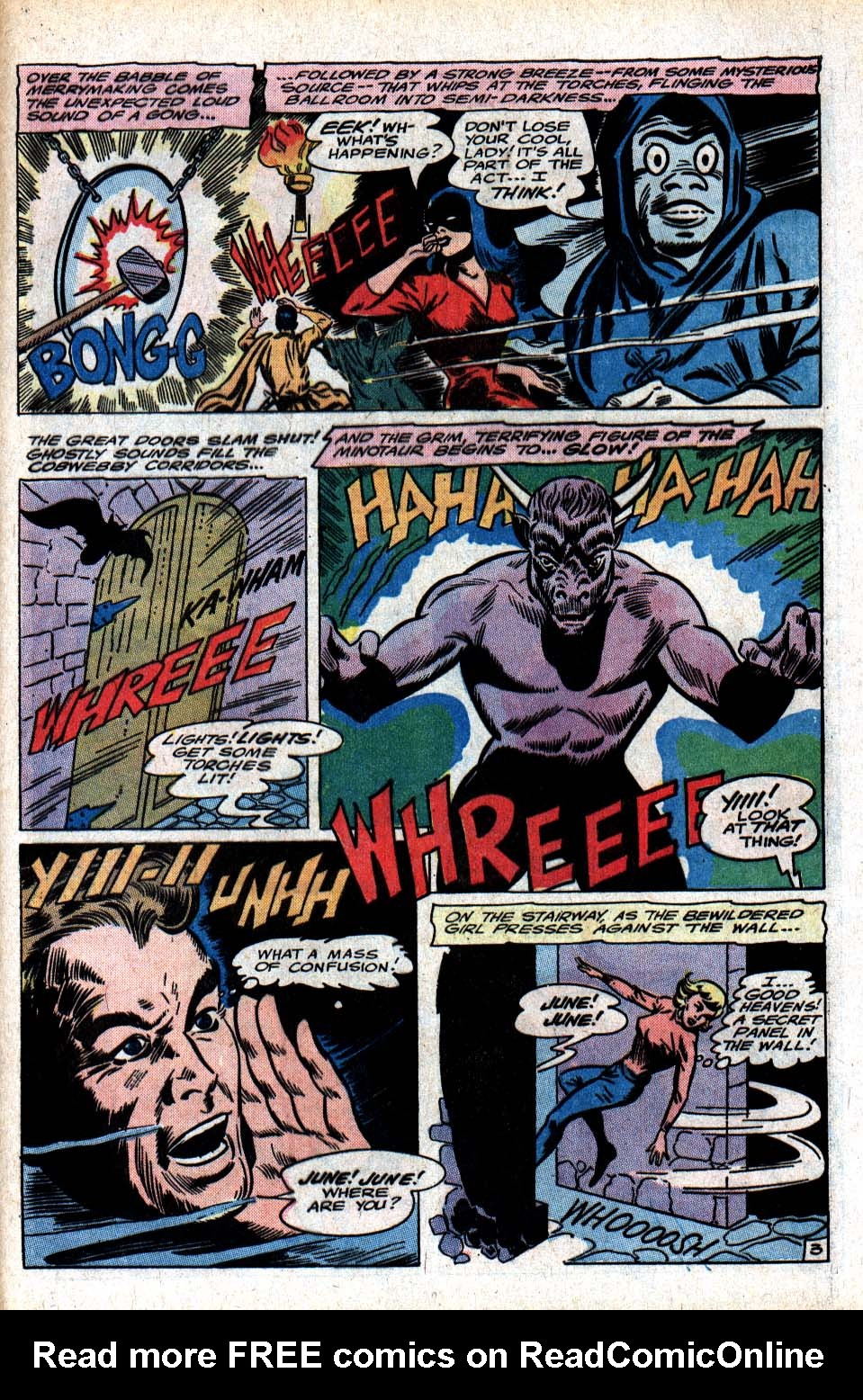 Read online Adventure Comics (1938) comic -  Issue #417 - 41