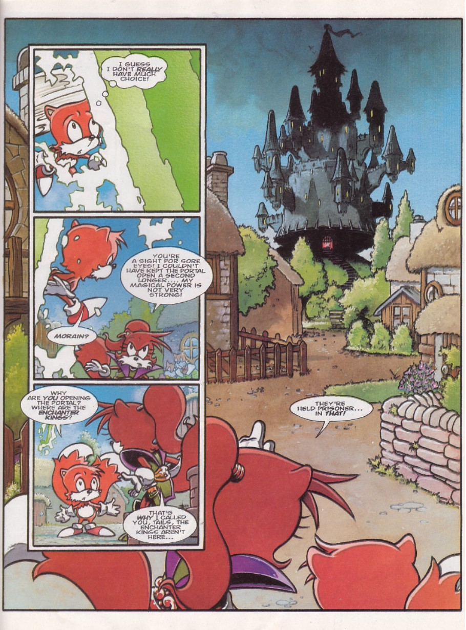 Read online Sonic the Comic comic -  Issue #143 - 17