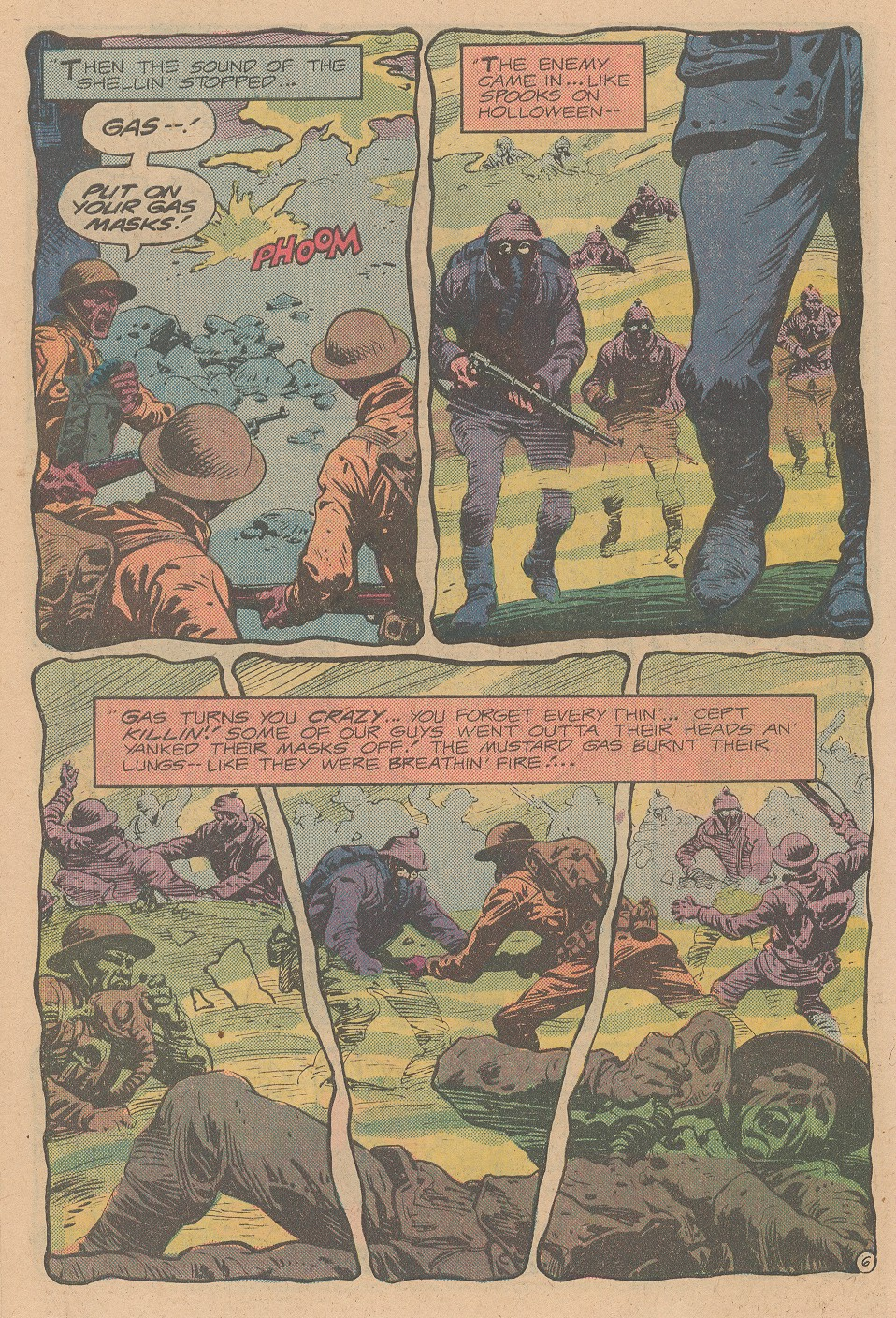 Sgt. Rock issue 355 - Page 7