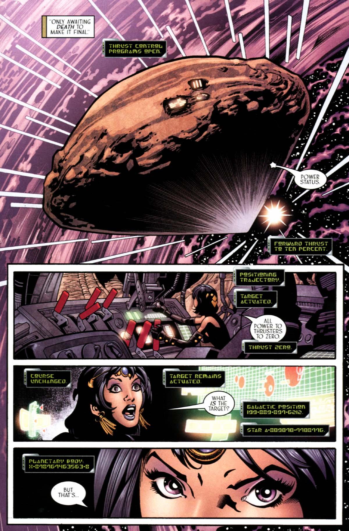 Read online Sigil (2000) comic -  Issue #22 - 27