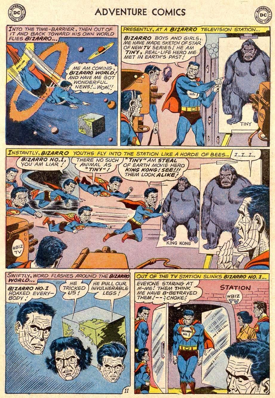 Read online Adventure Comics (1938) comic -  Issue #289 - 30