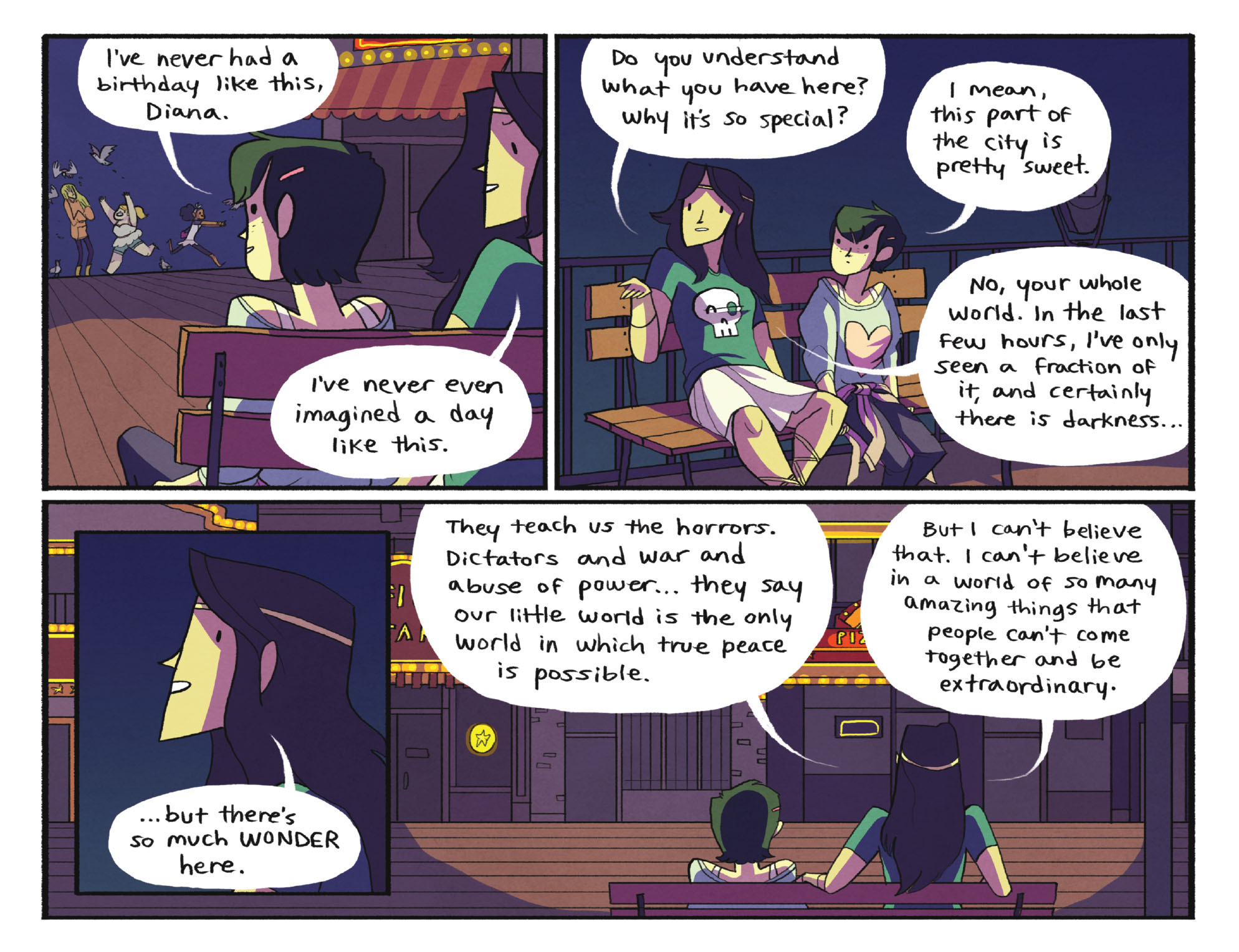 Read online Sensation Comics Featuring Wonder Woman comic -  Issue #24 - 13
