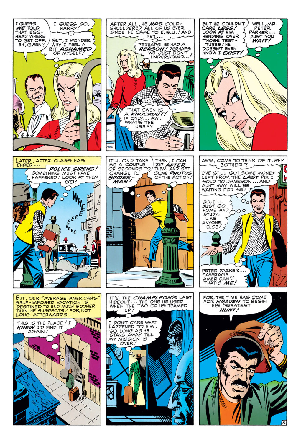 The Amazing Spider-Man (1963) 34 Page 6