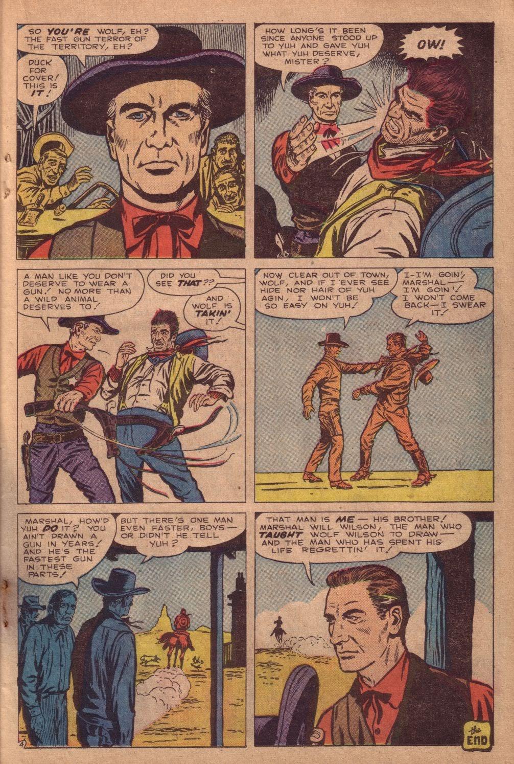 Gunsmoke Western issue 67 - Page 23