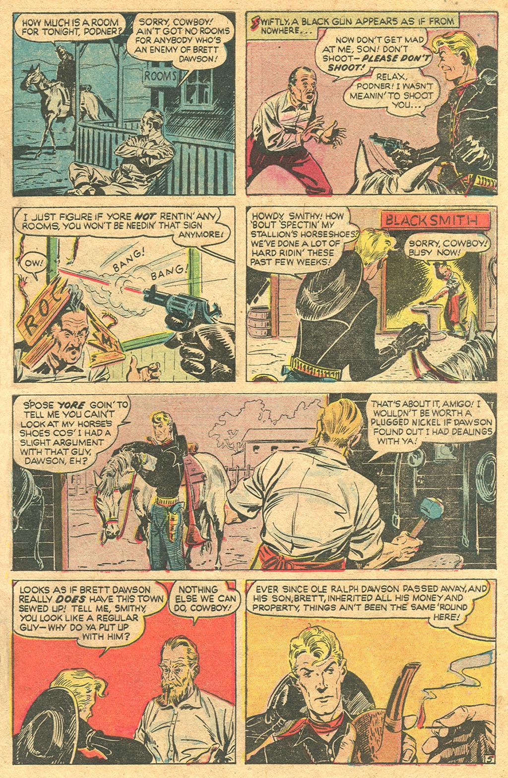 Read online Two-Gun Kid comic -  Issue #1 - 7