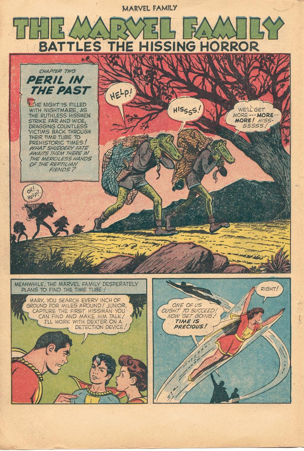The Marvel Family issue 74 - Page 18