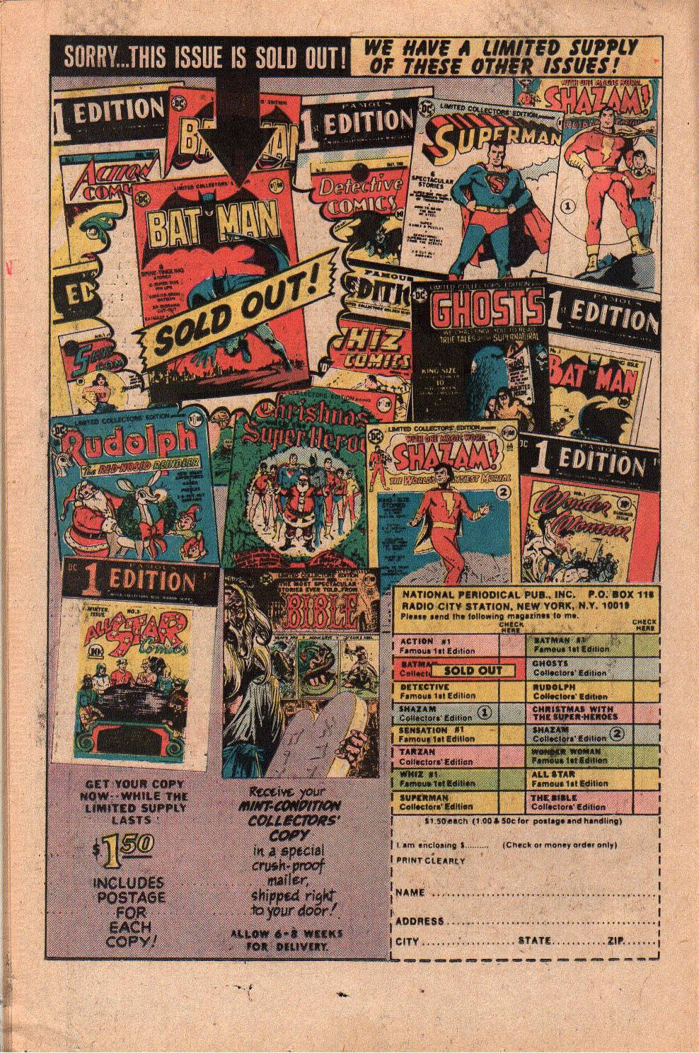 Read online Shazam! (1973) comic -  Issue #19 - 18