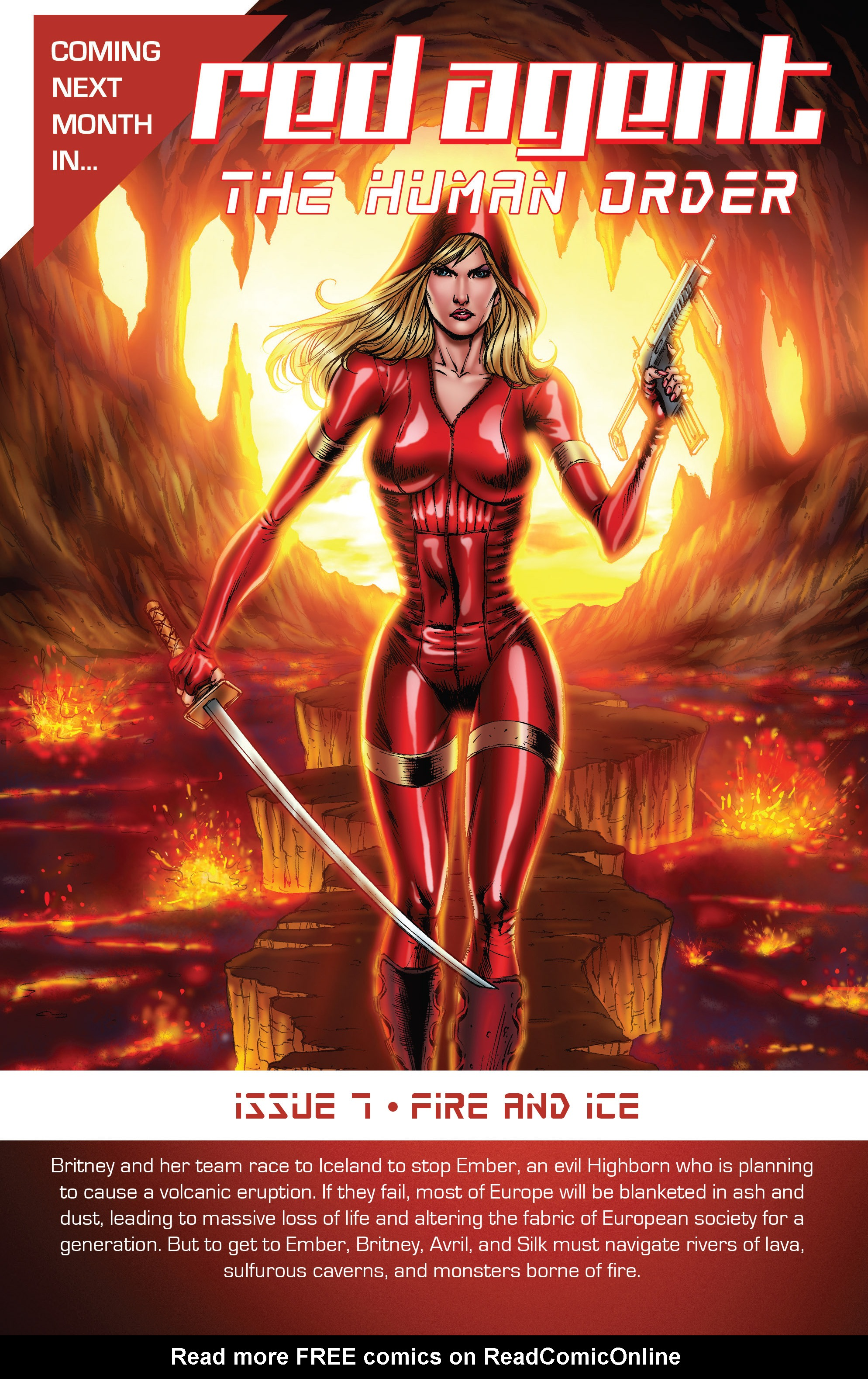 Read online Grimm Fairy Tales presents Red Agent: The Human Order comic -  Issue #6 - 25