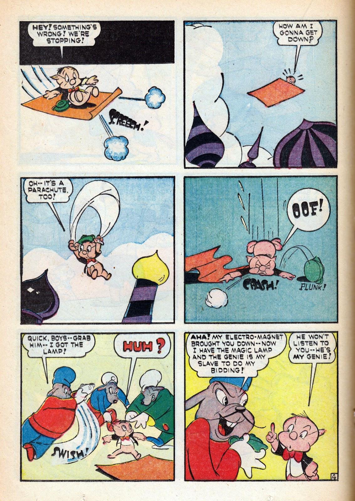Read online Comedy Comics (1942) comic -  Issue #15 - 28