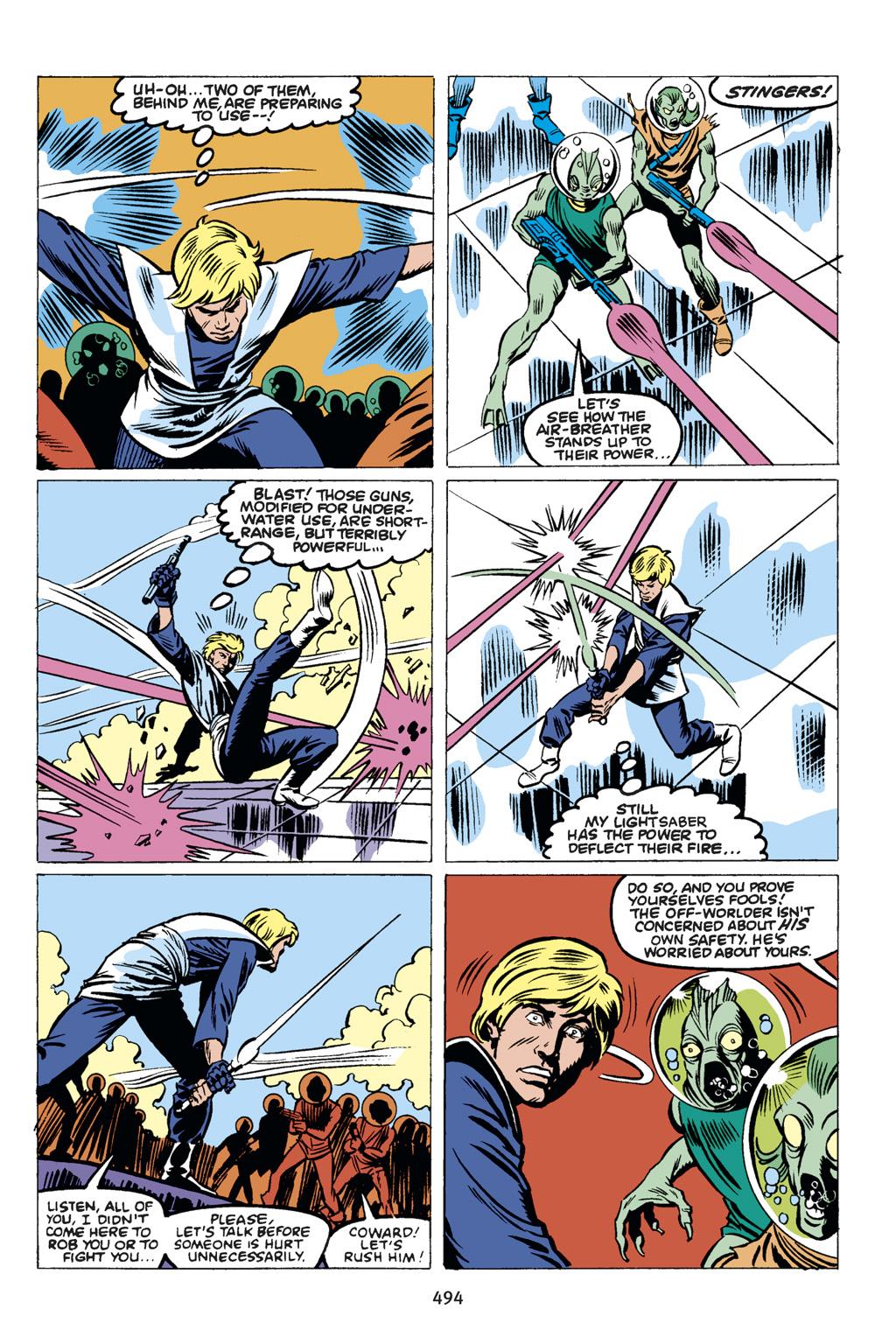 Read online Star Wars Omnibus comic -  Issue # Vol. 18.5 - 210