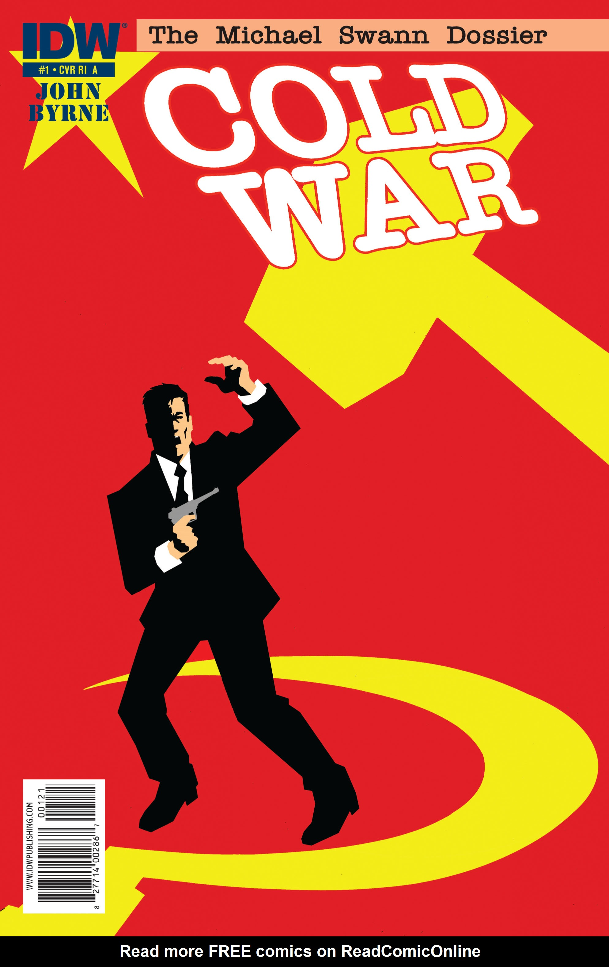 Read online Cold War comic -  Issue # TPB - 7