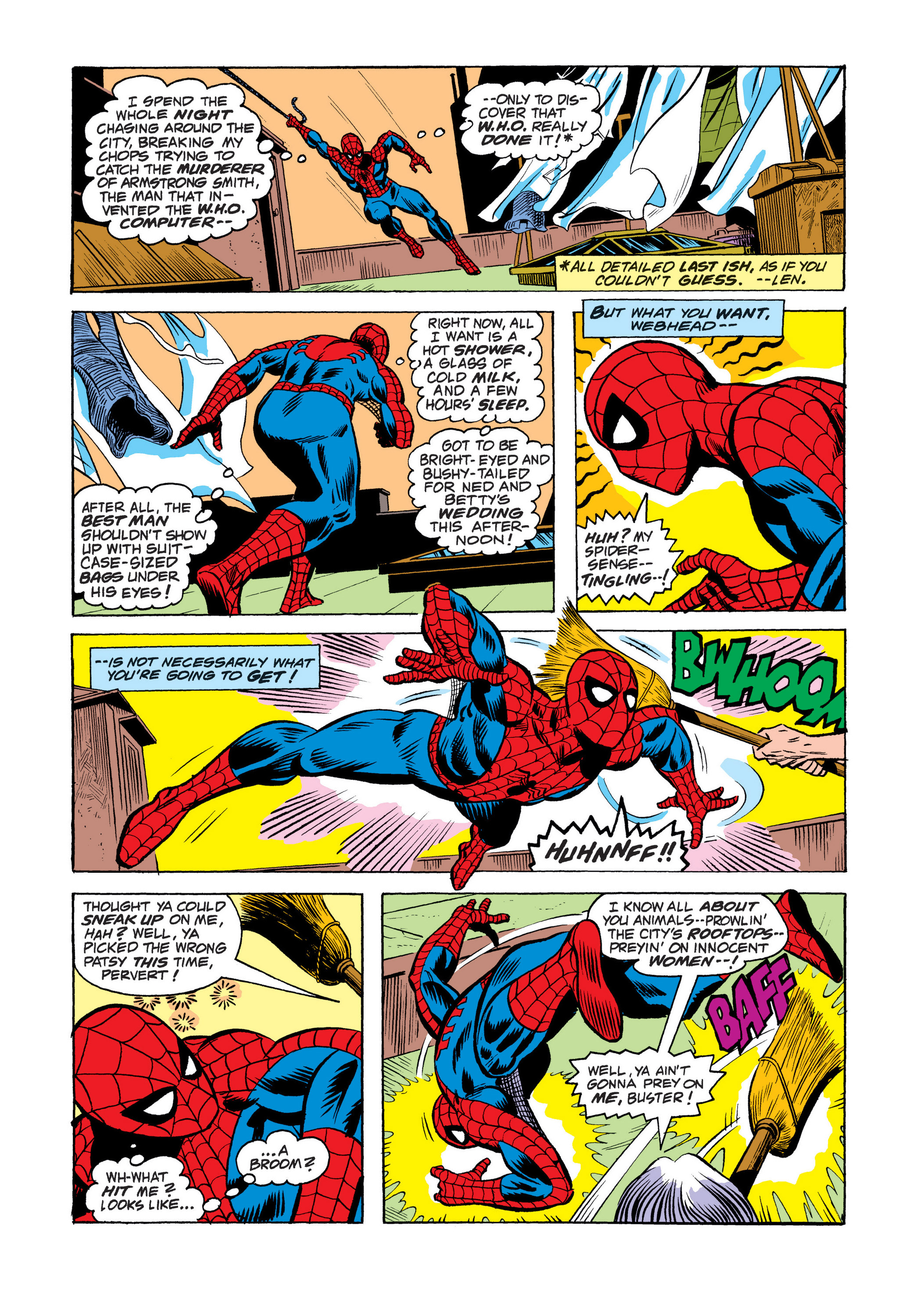 The Amazing Spider-Man (1963) 156 Page 2