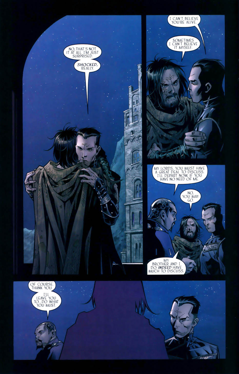 Read online Scion comic -  Issue #31 - 13