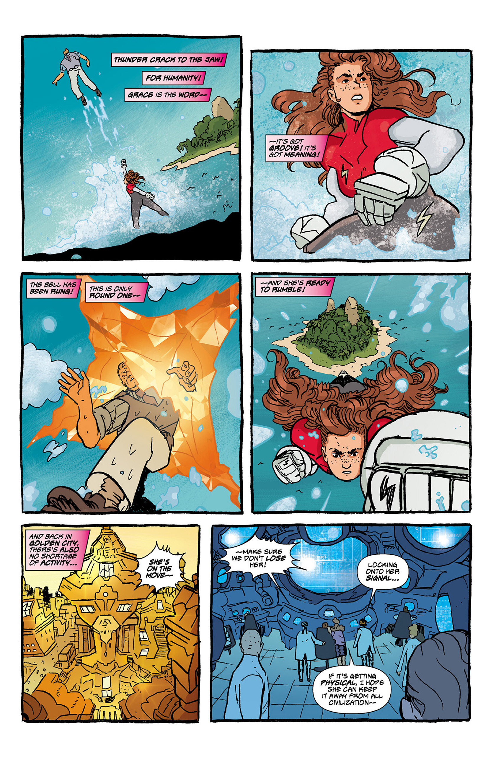Read online Catalyst Comix comic -  Issue #6 - 6
