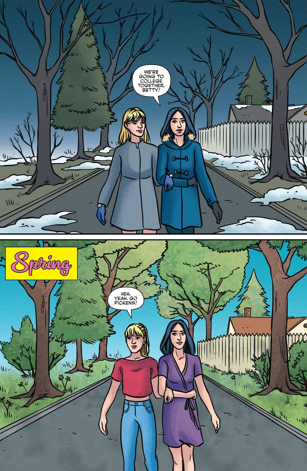 Read online Betty & Veronica (2019) comic -  Issue #4 - 3