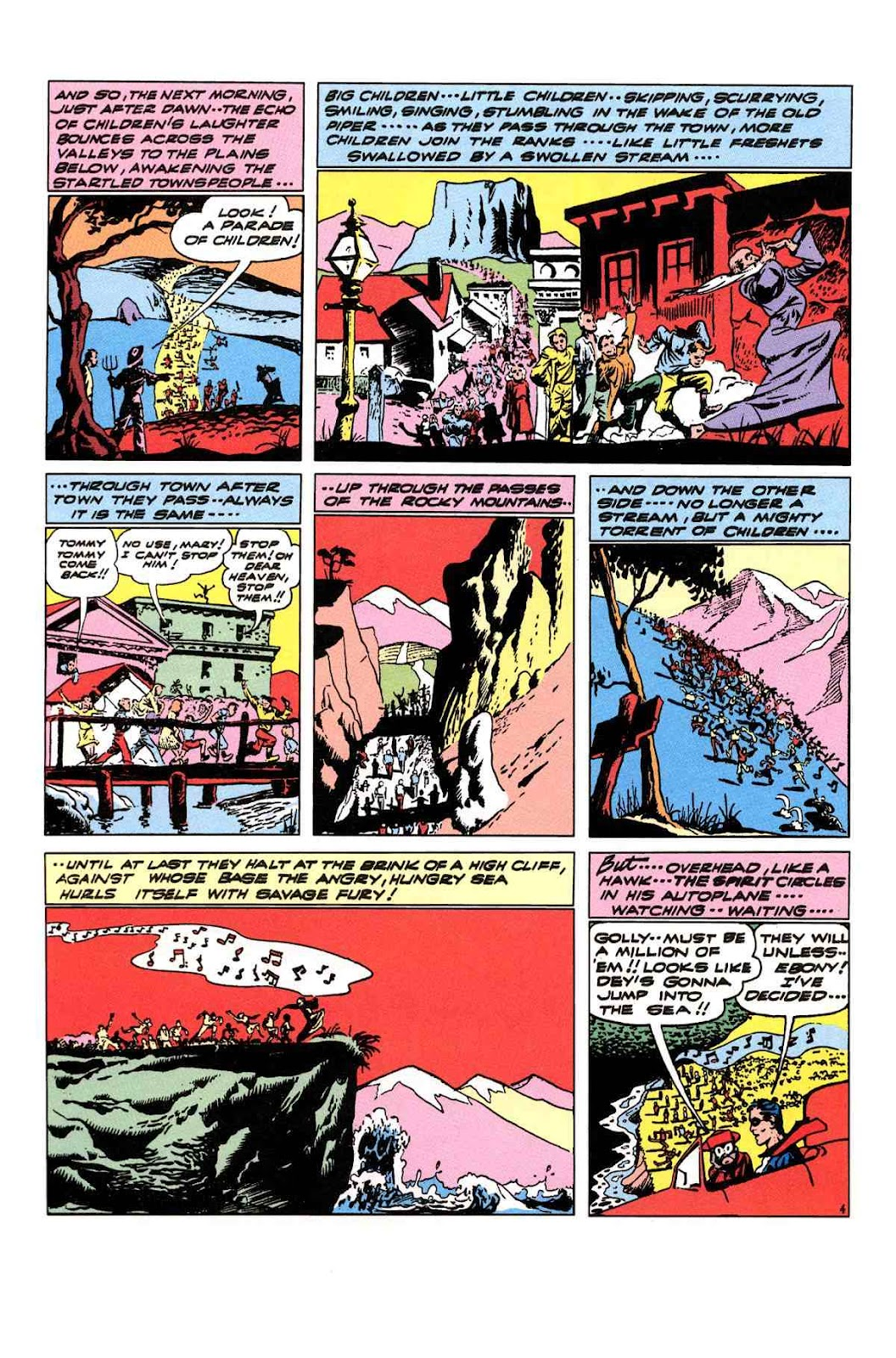 Read online Will Eisner's The Spirit Archives comic -  Issue # TPB 3 (Part 2) - 27