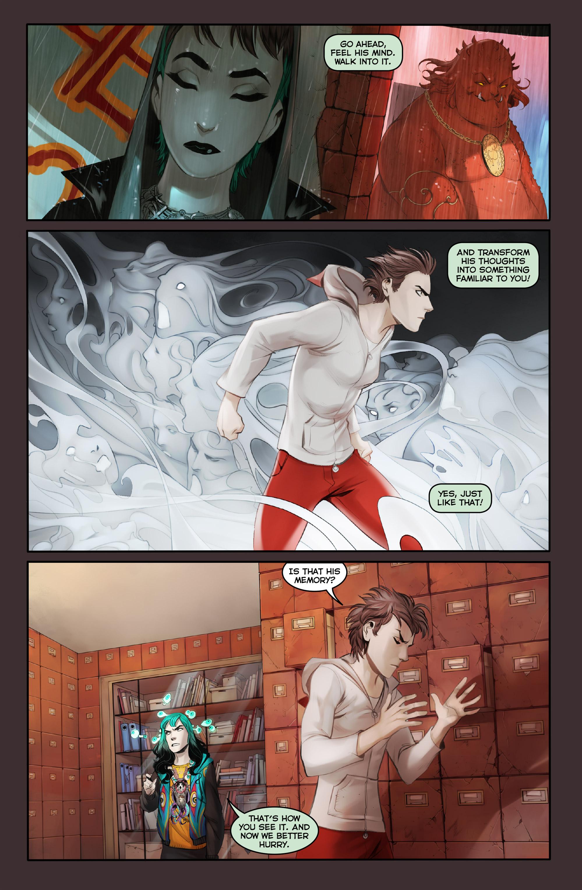 Read online Demonslayer, Vol. 2 comic -  Issue #4 - 9