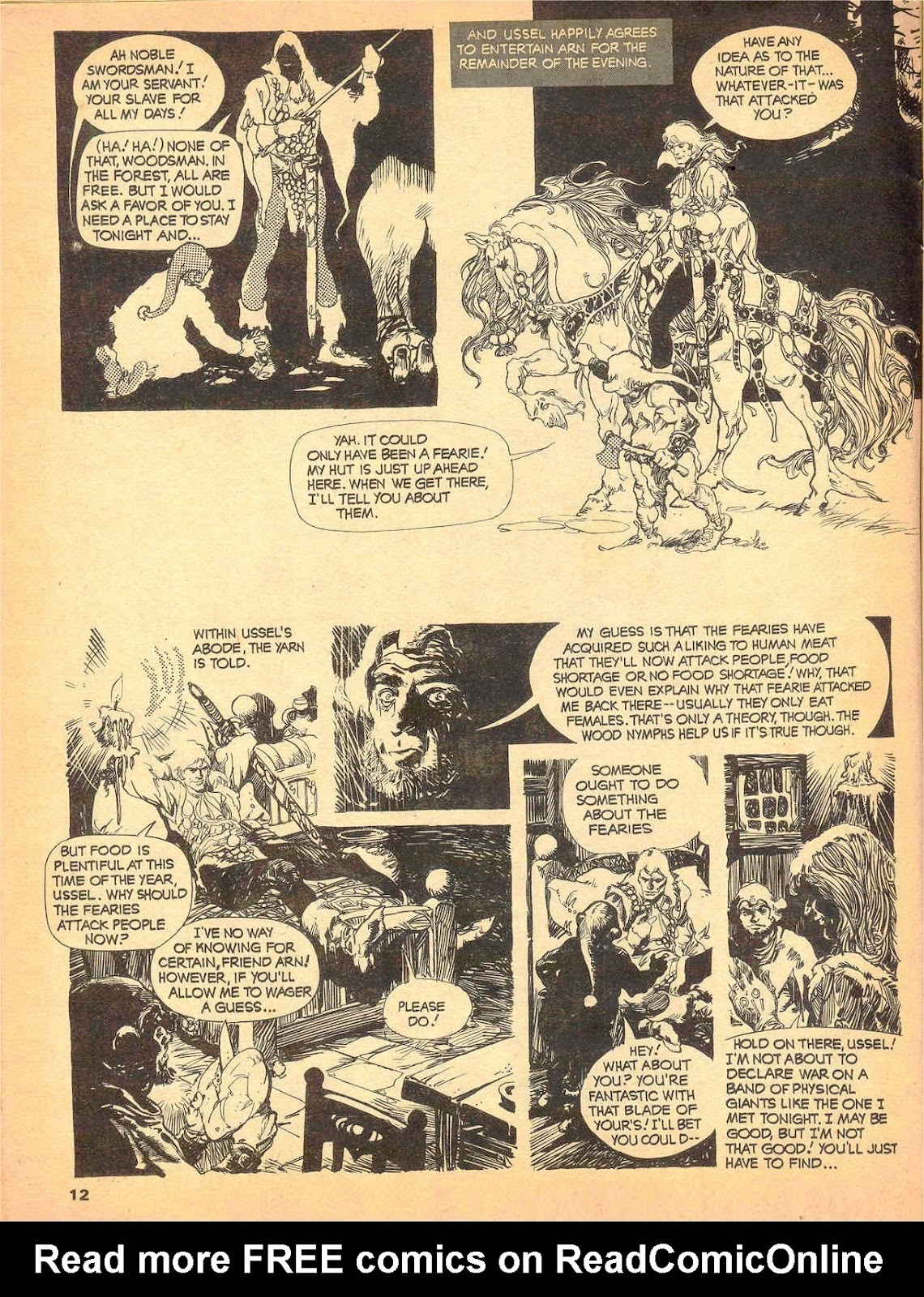 Creepy (1964) Issue #53 #53 - English 11