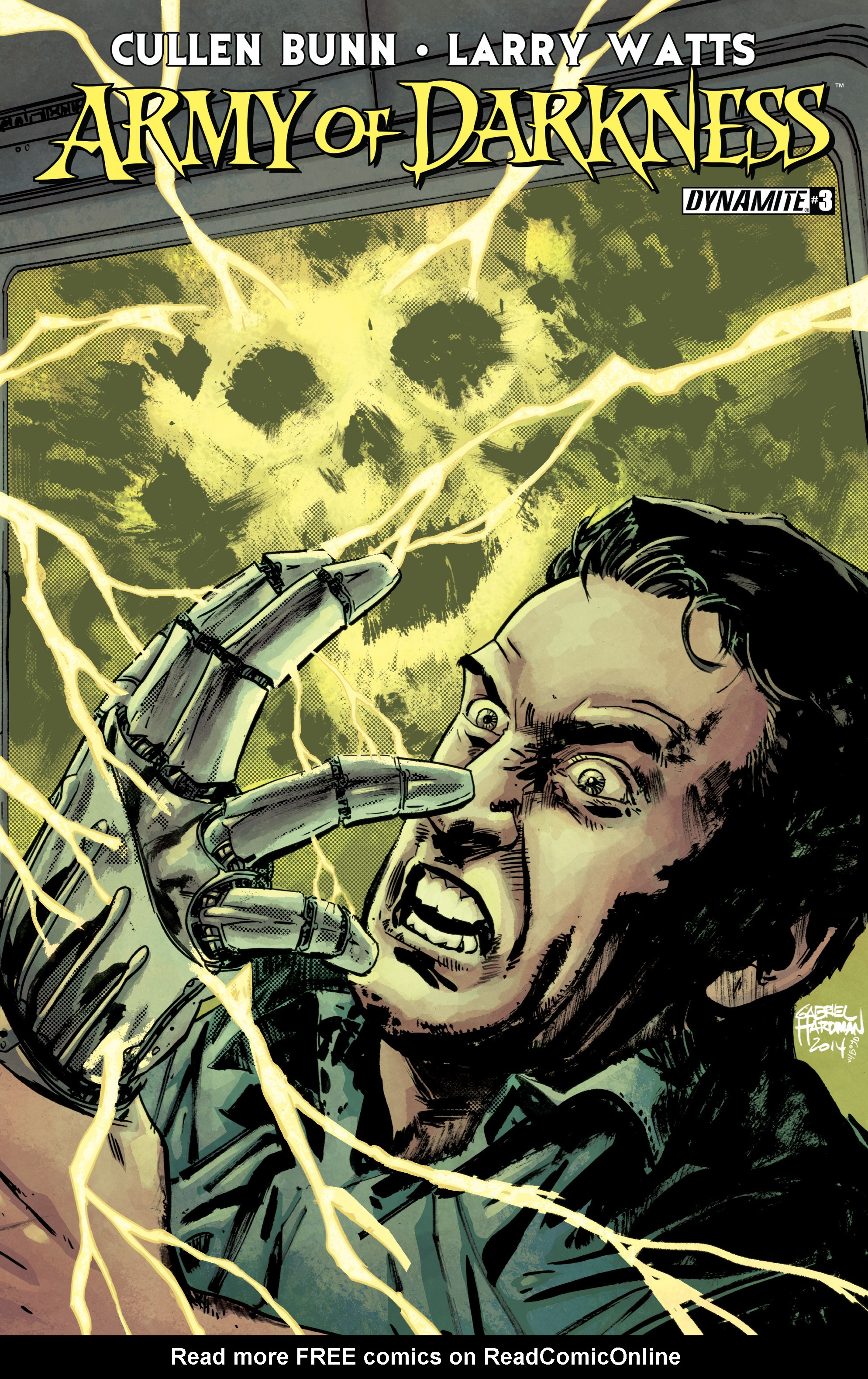 Read online Army of Darkness (2014) comic -  Issue #3 - 1