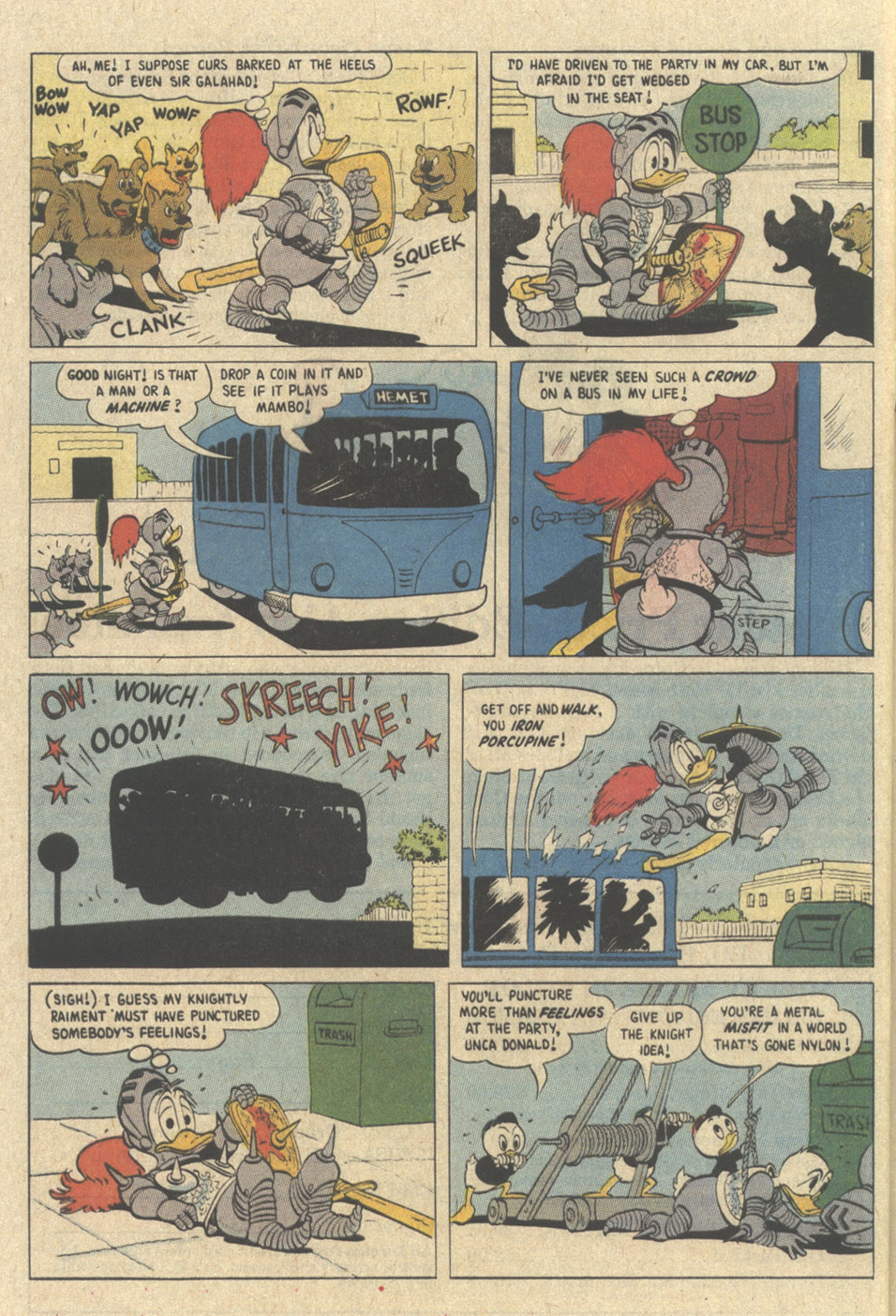 Walt Disney's Donald Duck (1986) issue 273 - Page 28