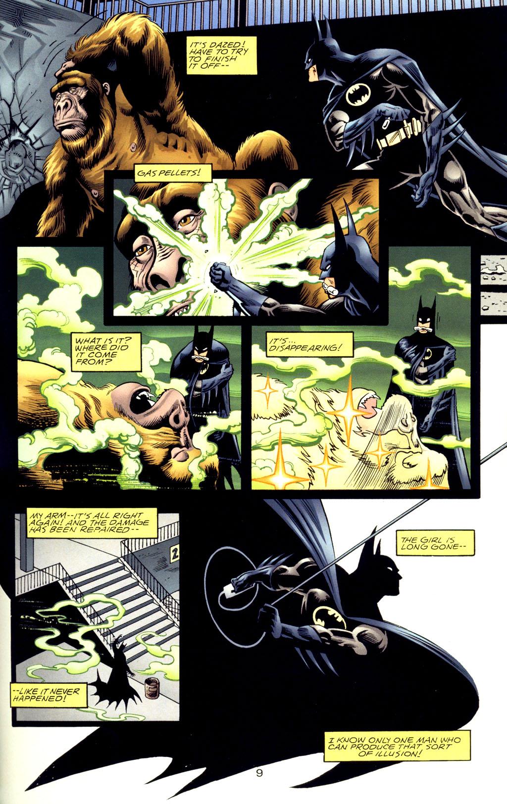 Read online Batman: Dreamland comic -  Issue # Full - 11