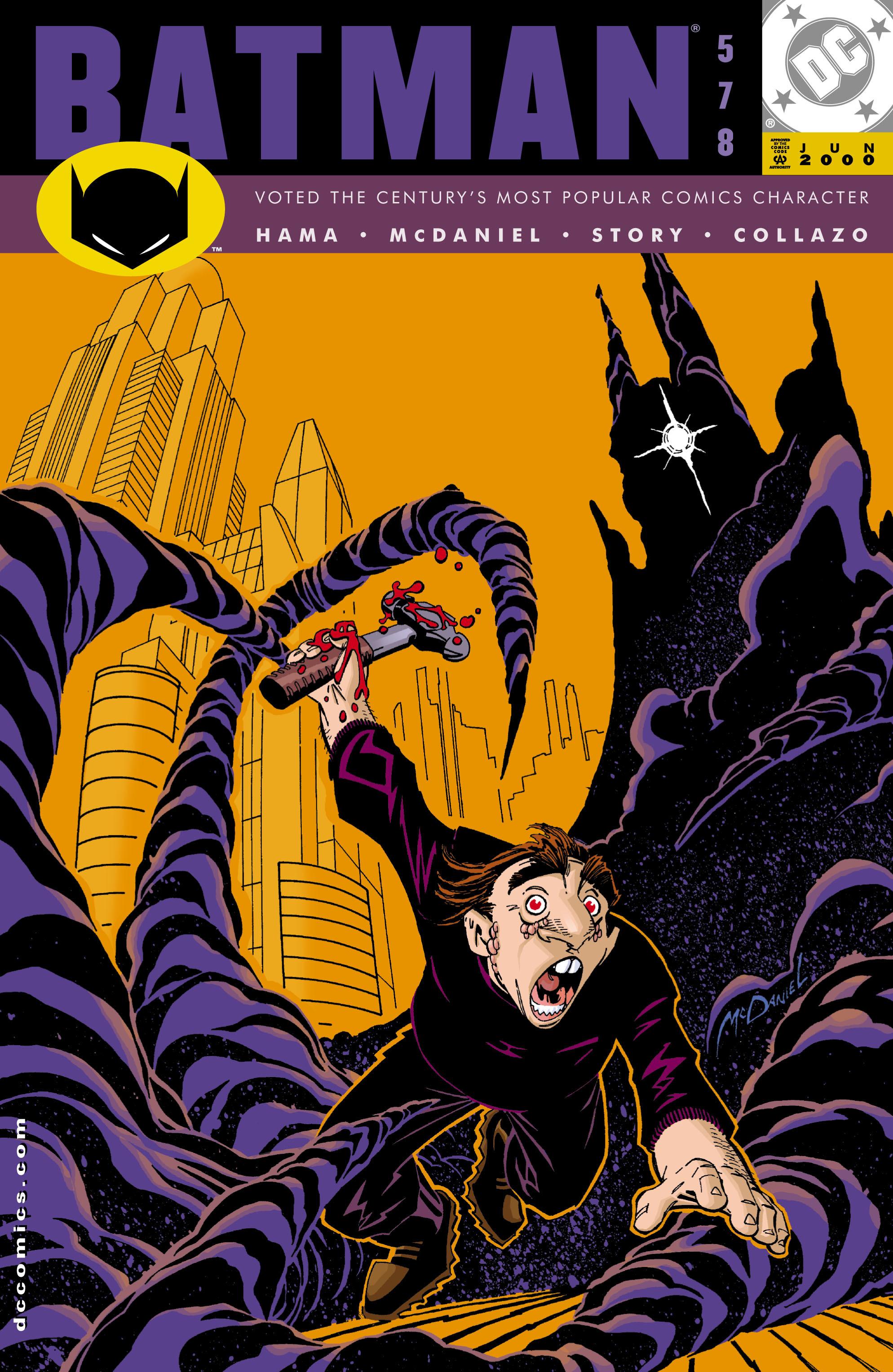 Batman (1940) 578 Page 1