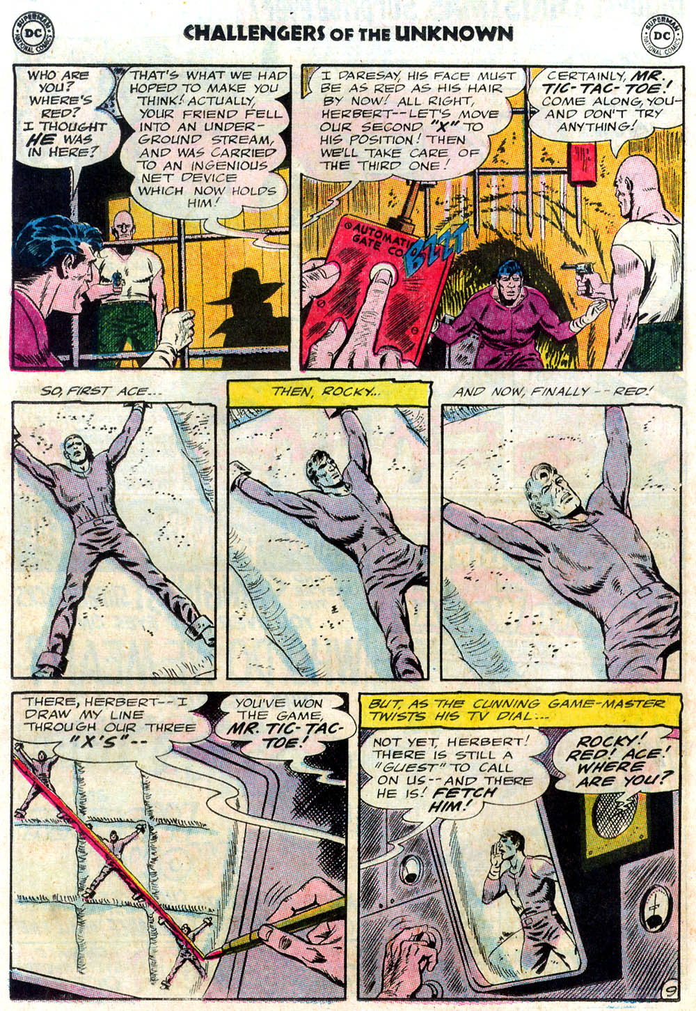 Challengers of the Unknown (1958) issue 47 - Page 23