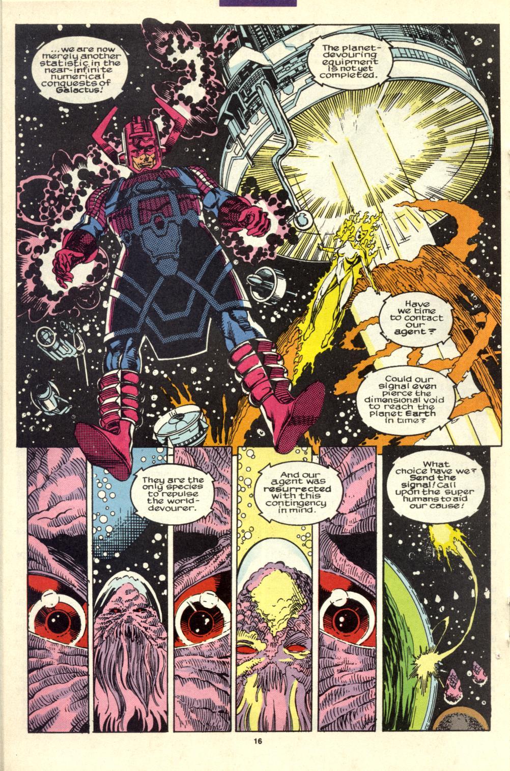 Read online Alpha Flight (1983) comic -  Issue #99 - 13