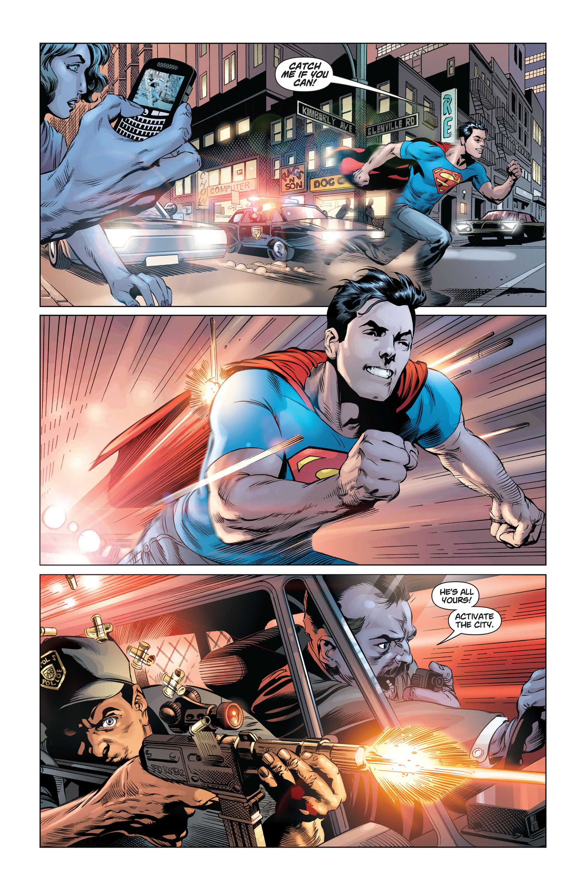 Read online Action Comics (2011) comic -  Issue #1 - 16