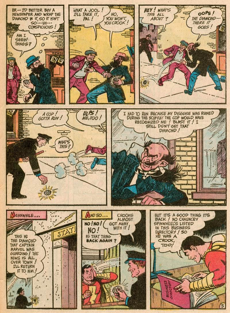 Read online Shazam! (1973) comic -  Issue #4 - 23