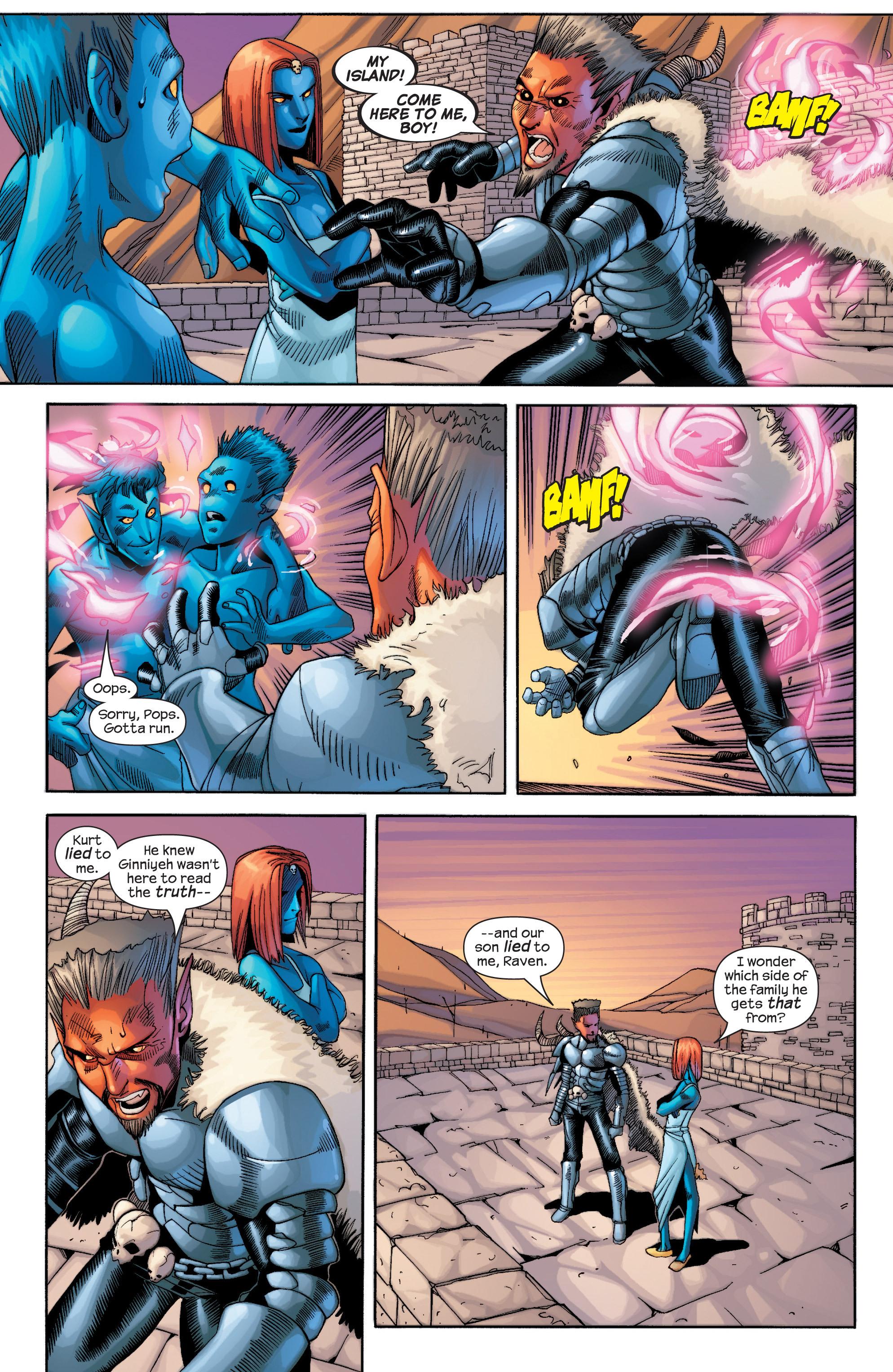 Read online Uncanny X-Men (1963) comic -  Issue #434 - 4