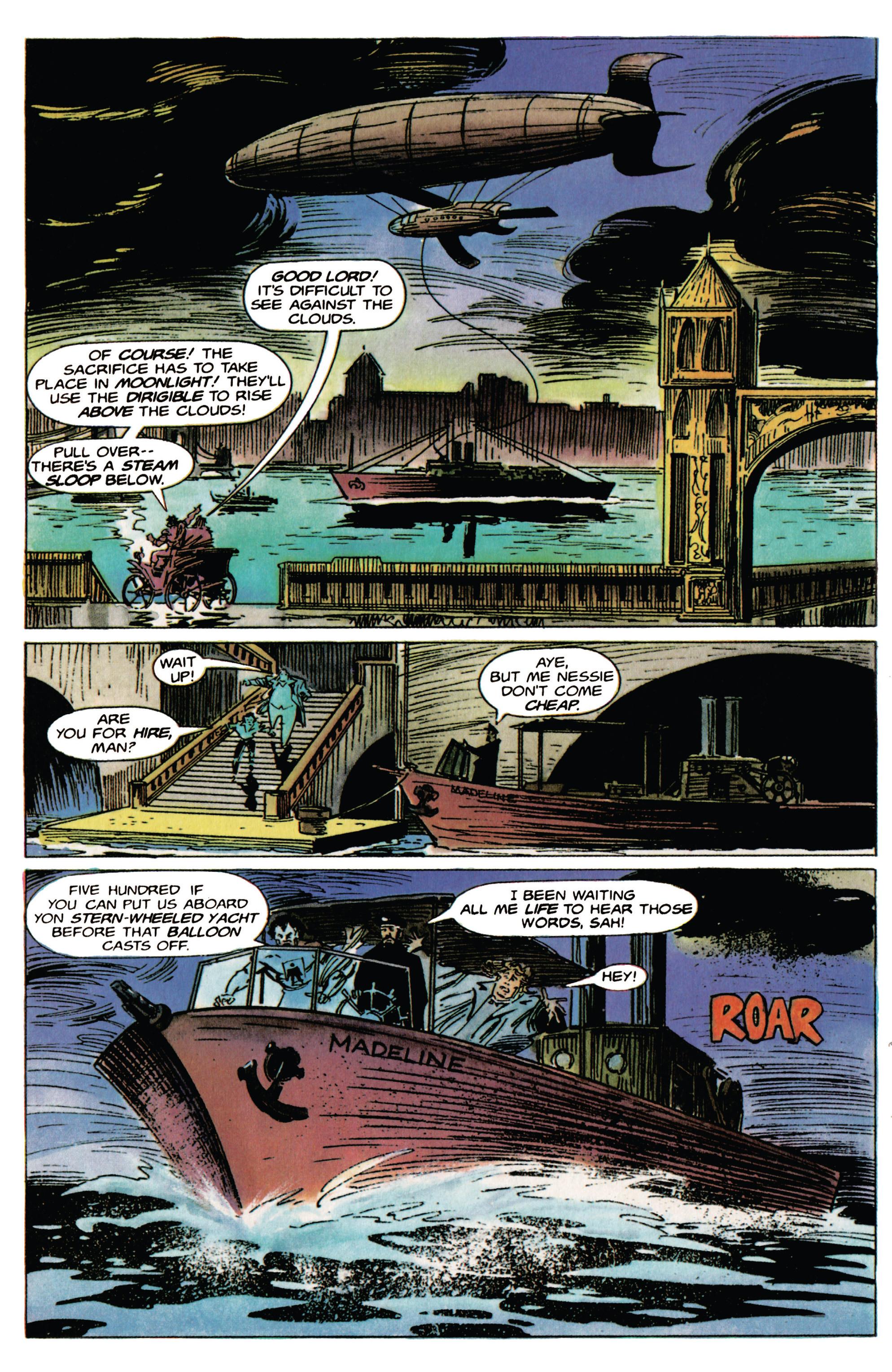 Read online Shadowman (1992) comic -  Issue # _TPB 1 - 30