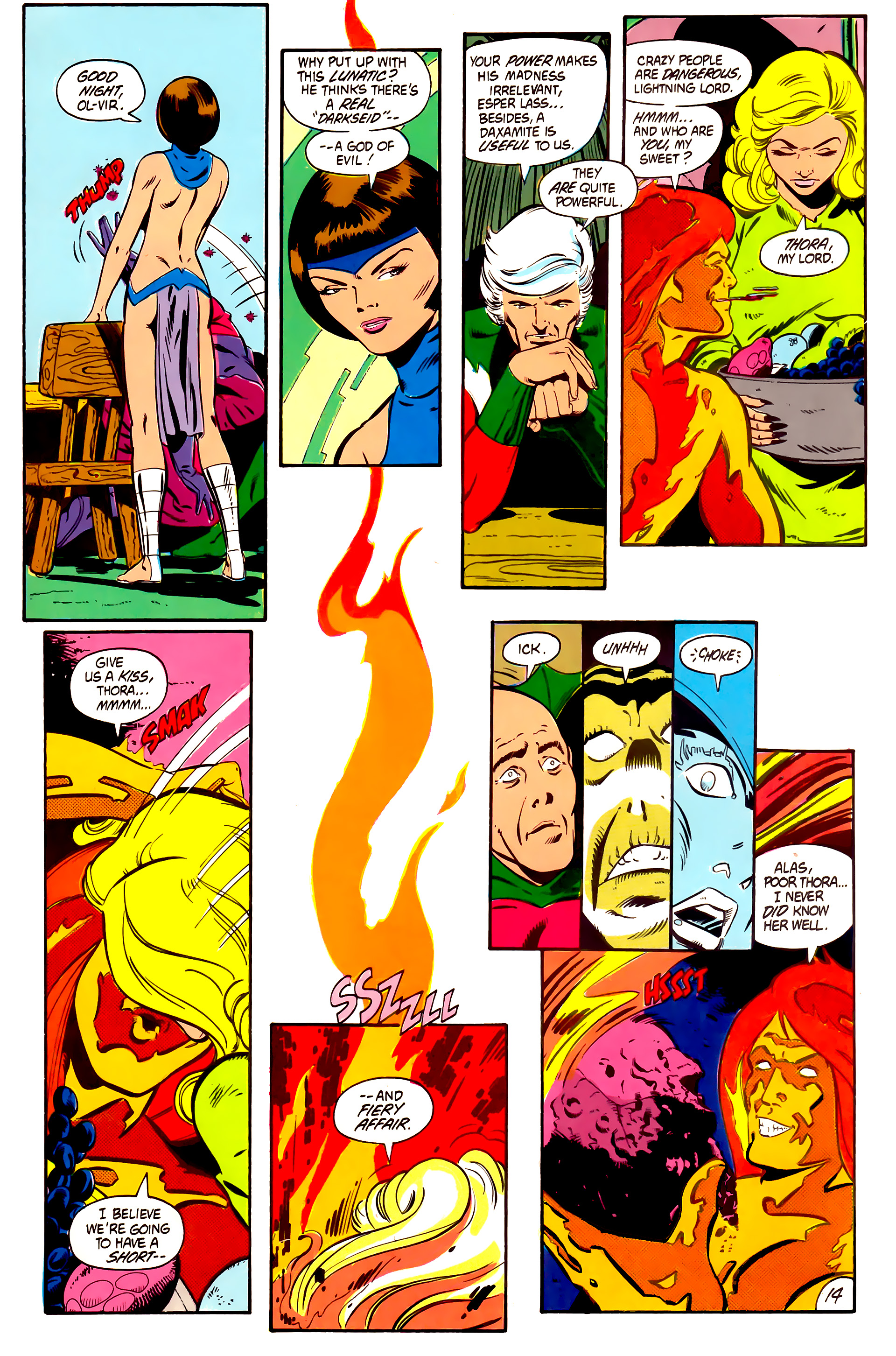 Legion of Super-Heroes (1984) 2 Page 15