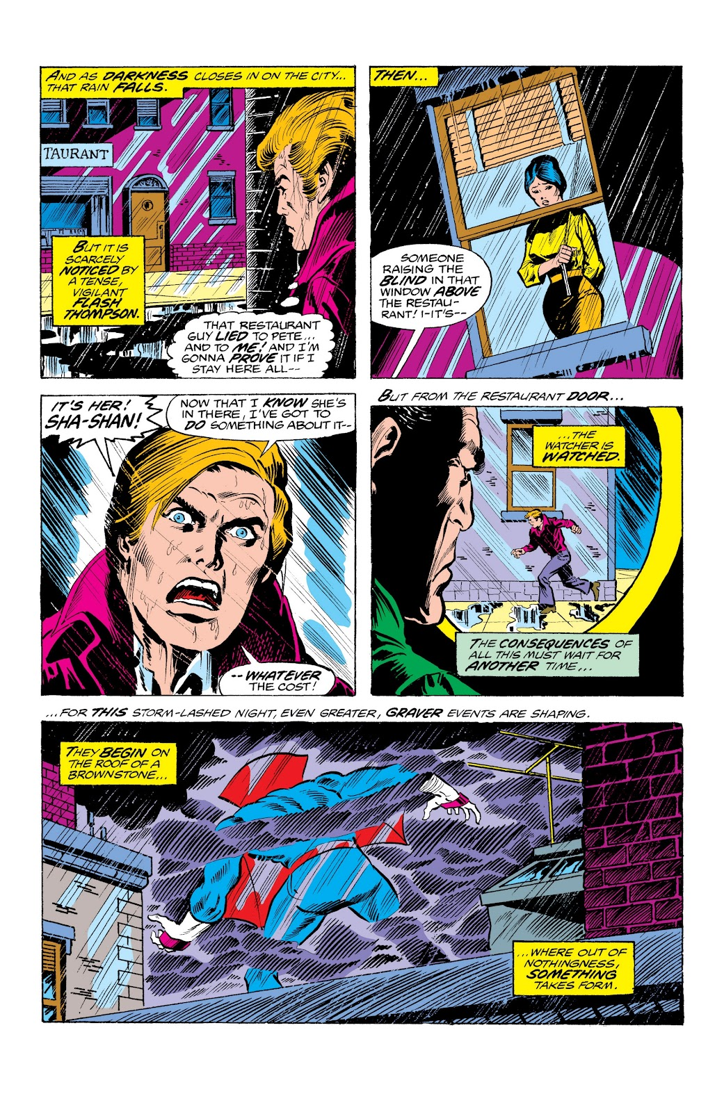Read online Marvel Masterworks: The Spectacular Spider-Man comic -  Issue # TPB (Part 2) - 7