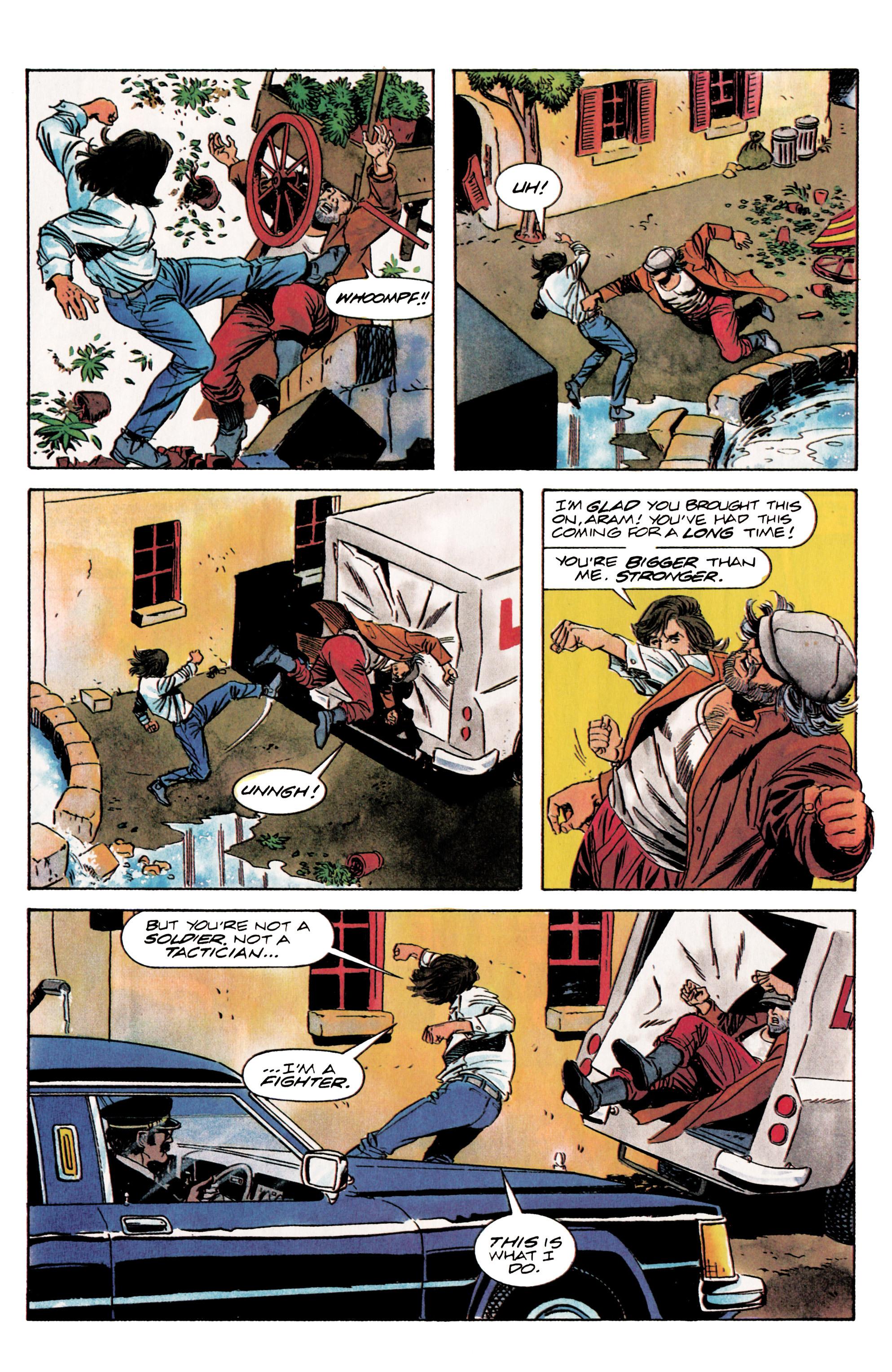 Read online Eternal Warrior (1992) comic -  Issue #3 - 22