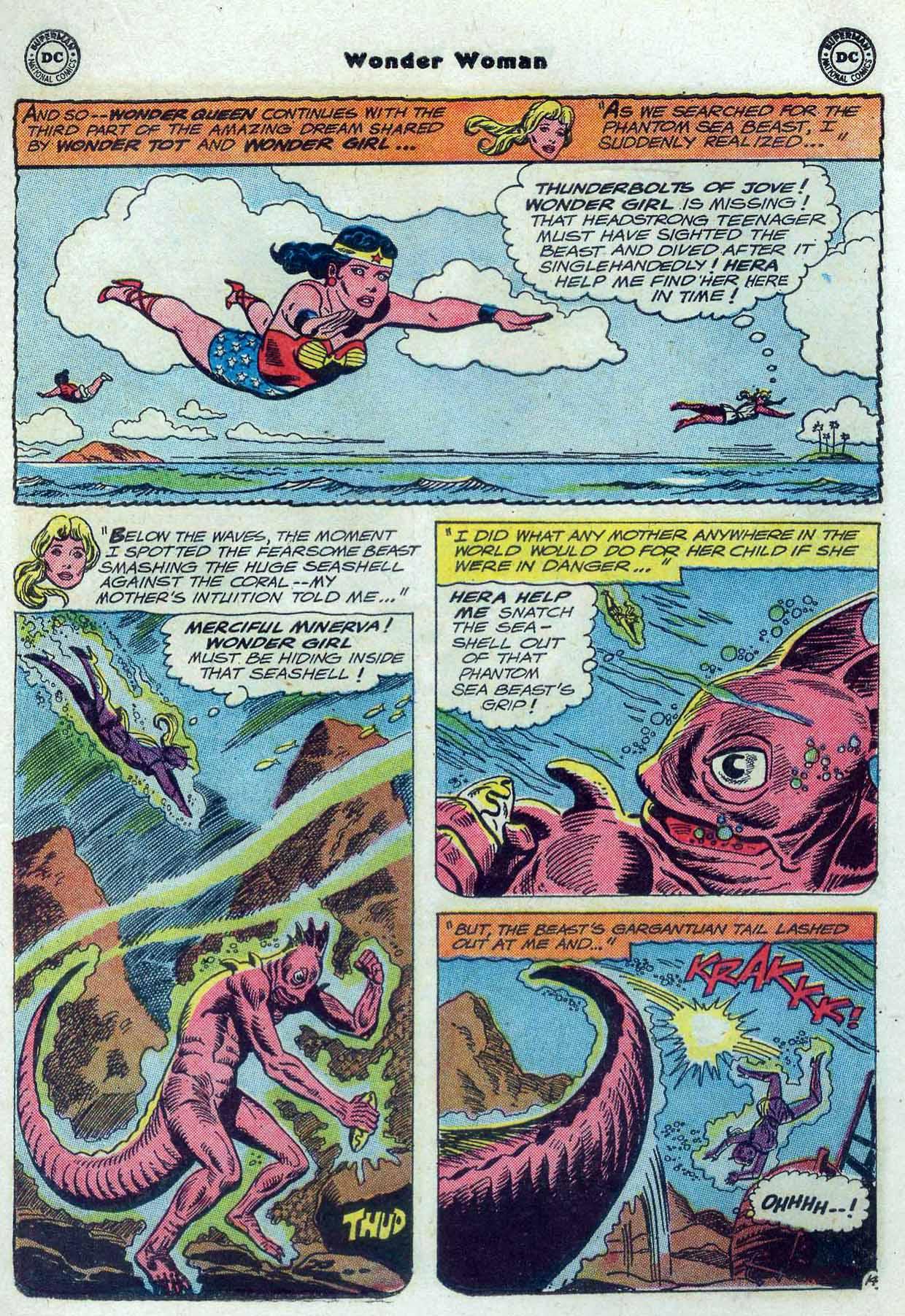 Read online Wonder Woman (1942) comic -  Issue #145 - 19