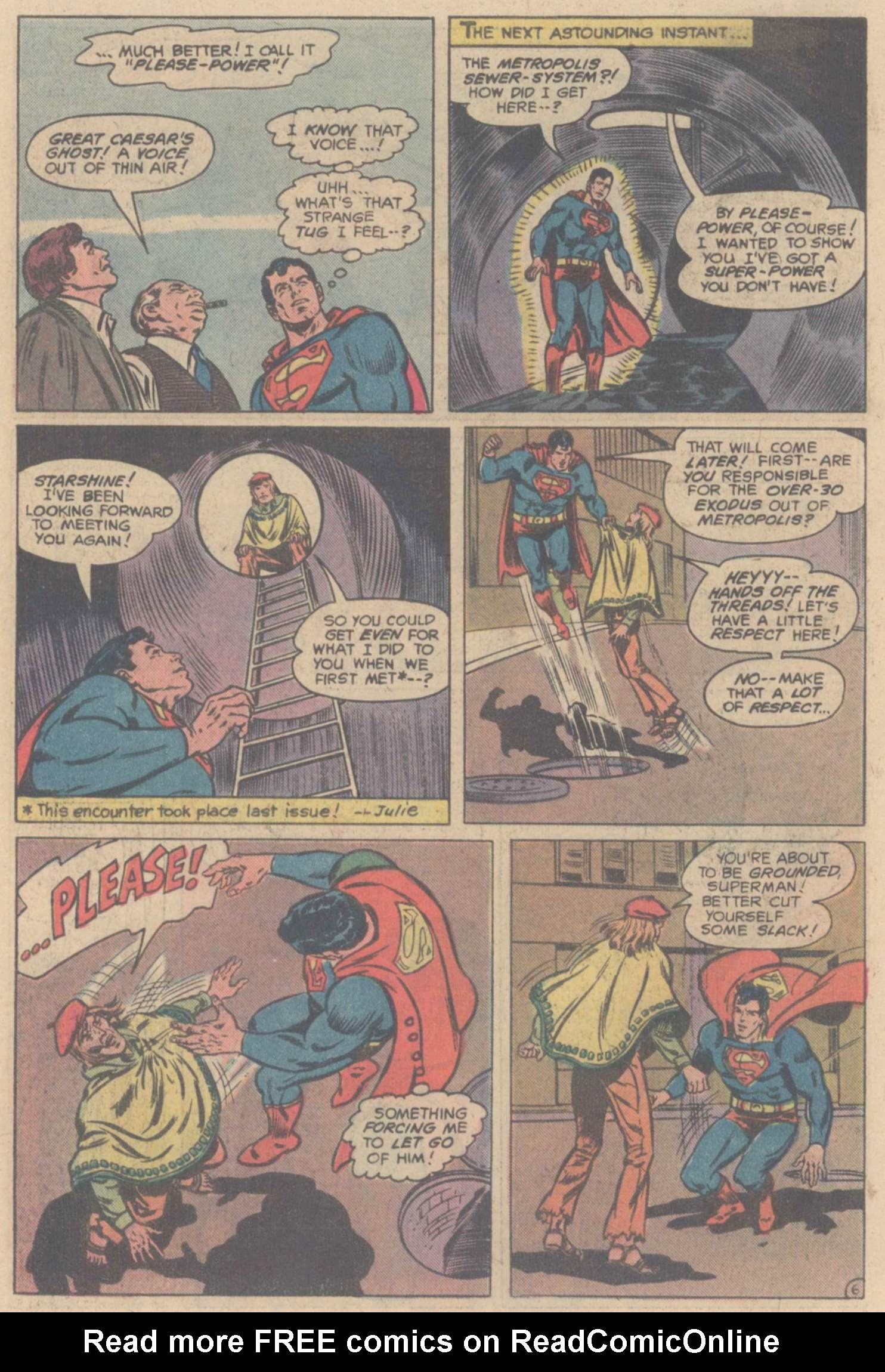 Read online Action Comics (1938) comic -  Issue #508 - 10