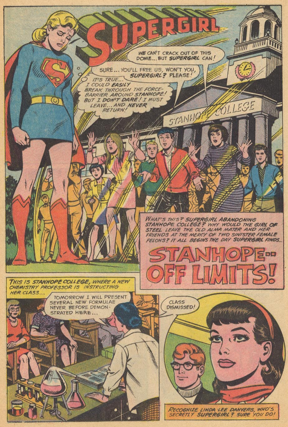 Read online Action Comics (1938) comic -  Issue #366 - 21