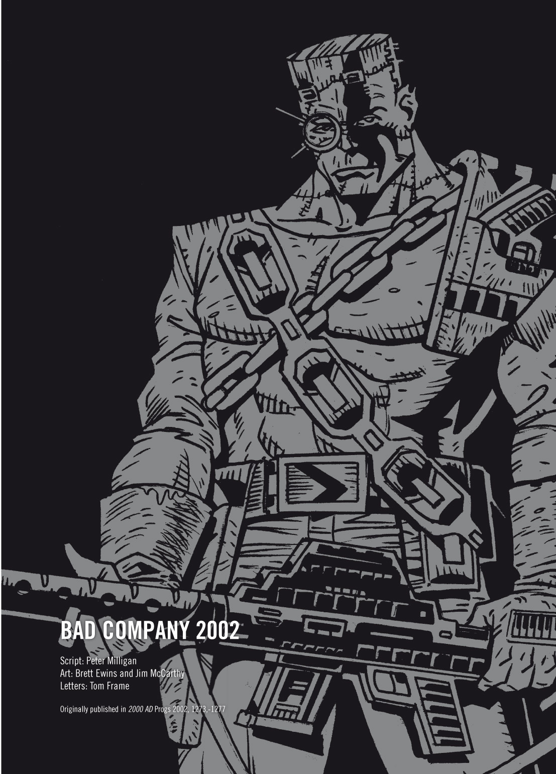 Read online The Complete Bad Company comic -  Issue # TPB - 329