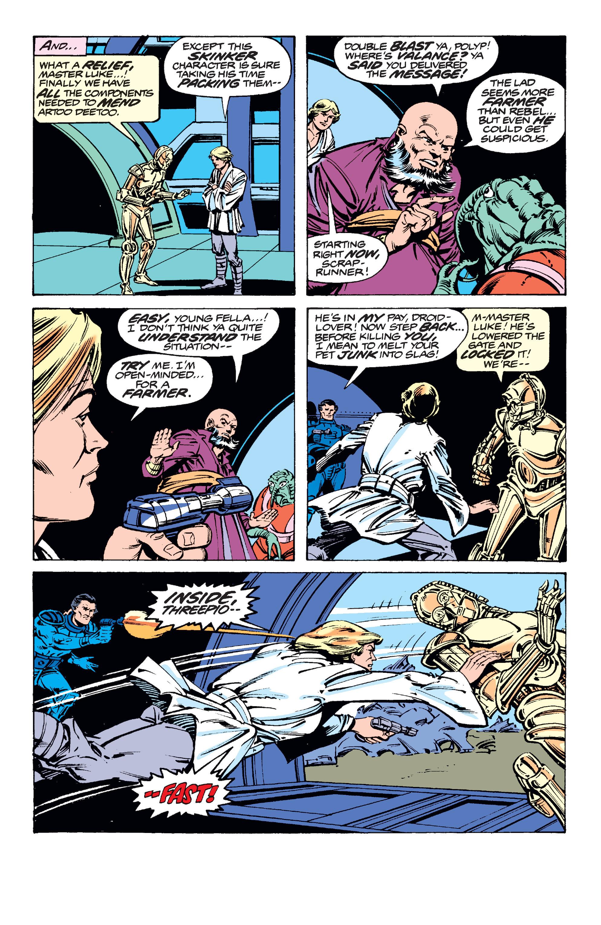 Read online Star Wars Omnibus comic -  Issue # Vol. 13 - 485