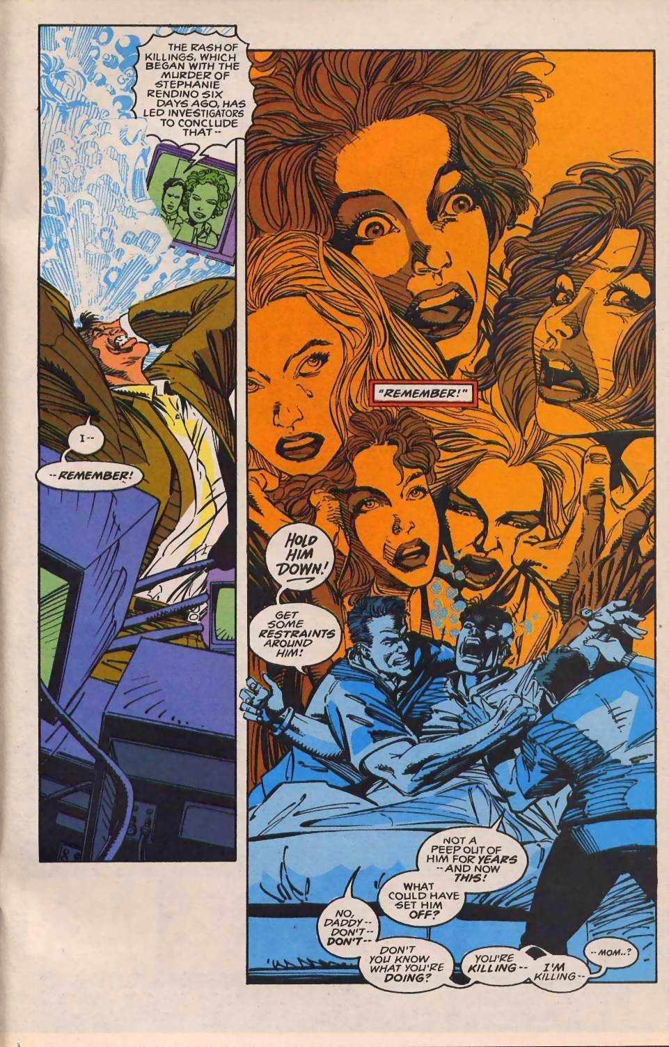 Read online Sleepwalker comic -  Issue #30 - 21