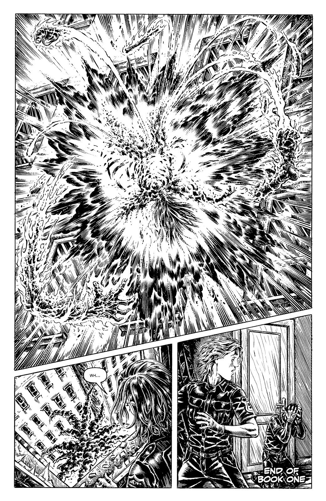 Read online Alan Moore's Cinema Purgatorio comic -  Issue #18 - 22