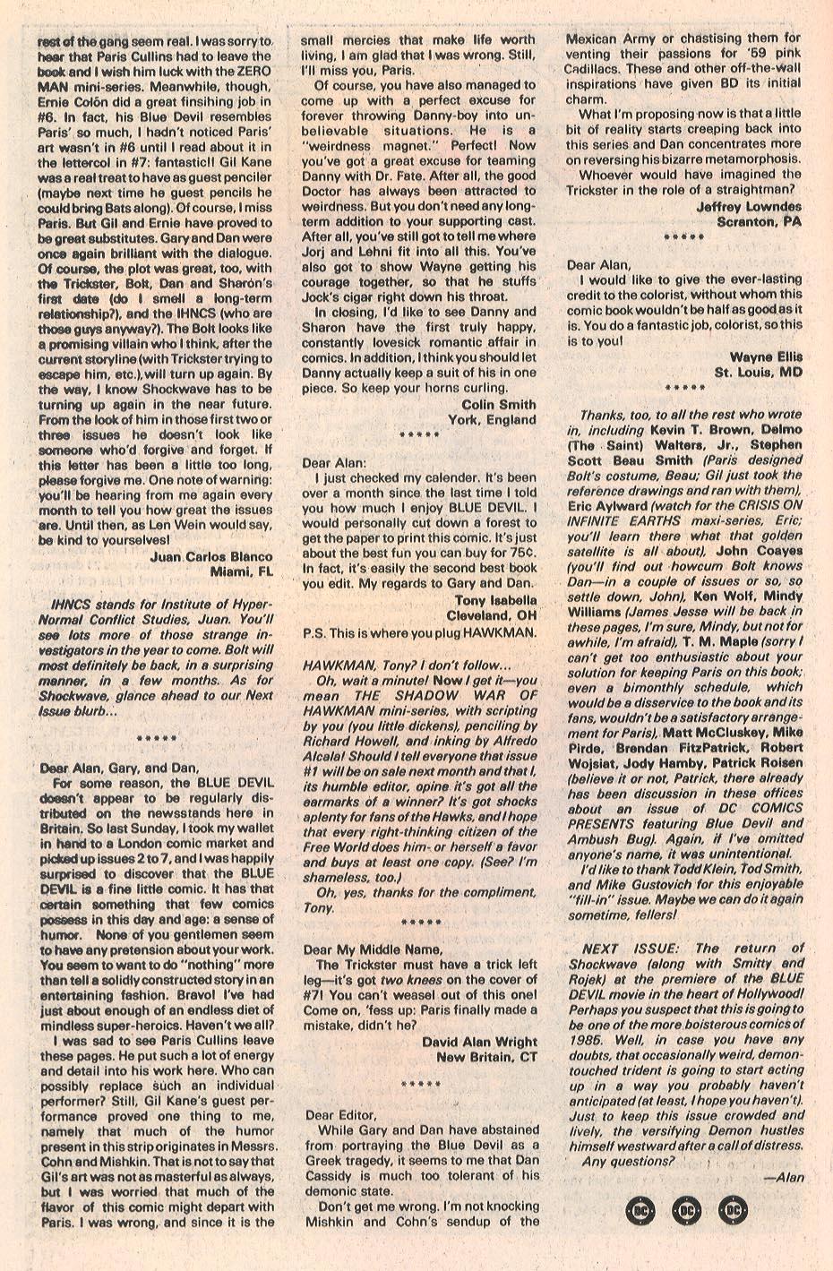 Blue Devil 11 Page 26