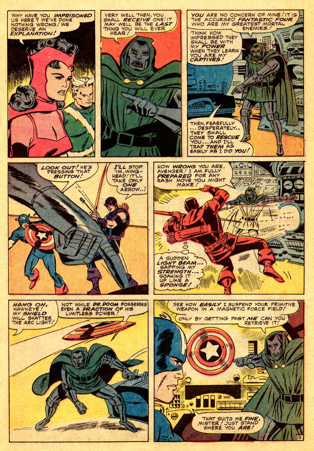 The Avengers (1963) 25 Page 15
