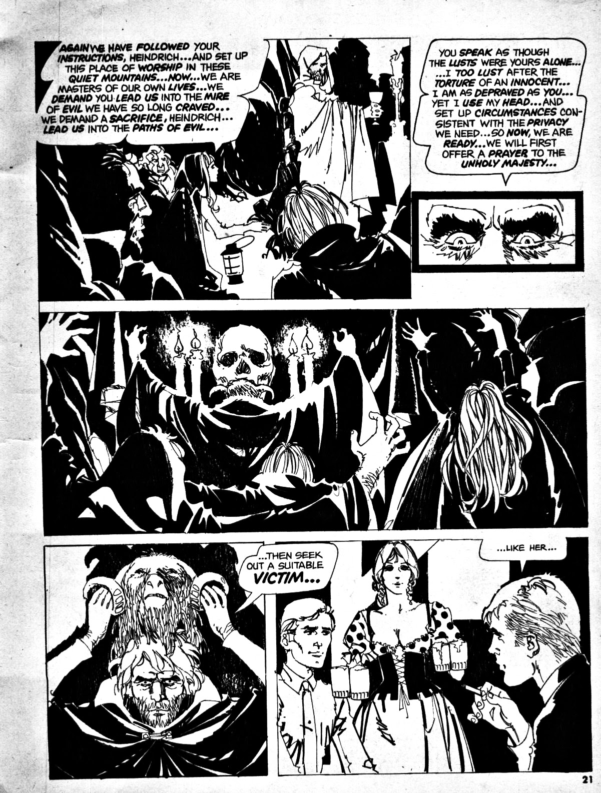 Scream (1973) issue 7 - Page 21