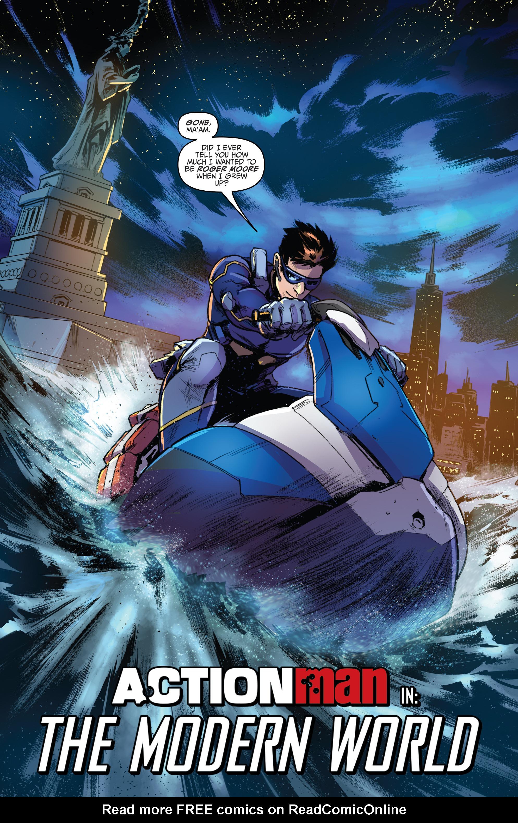 Read online Action Man: Revolution comic -  Issue #Action Man: Revolution Full - 8