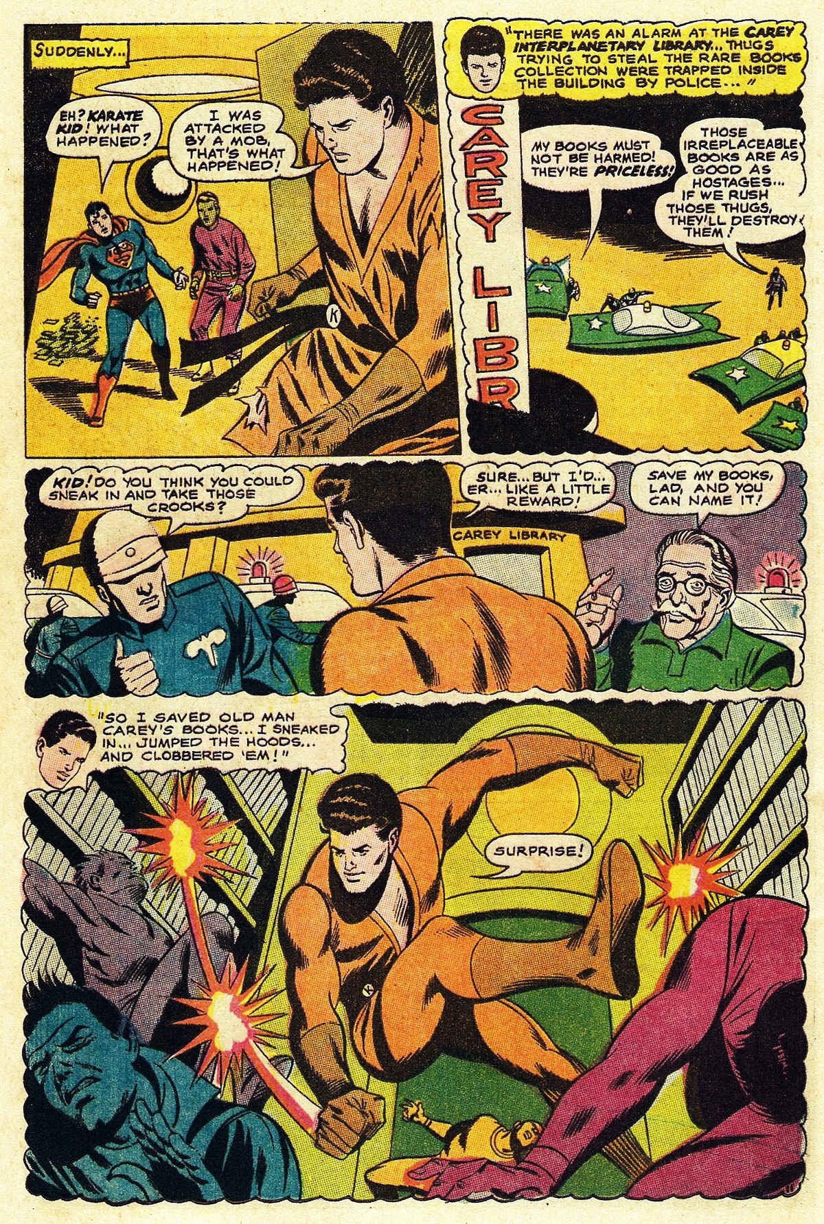 Read online Adventure Comics (1938) comic -  Issue #377 - 16